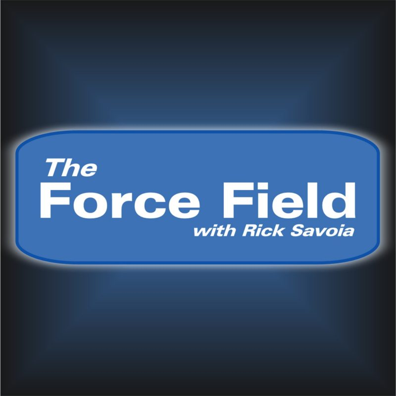 The Force Field Podcast Album Art