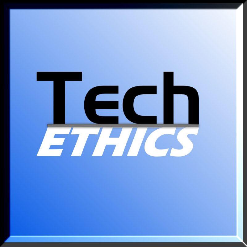 Tech Ethics Podcast Album Art