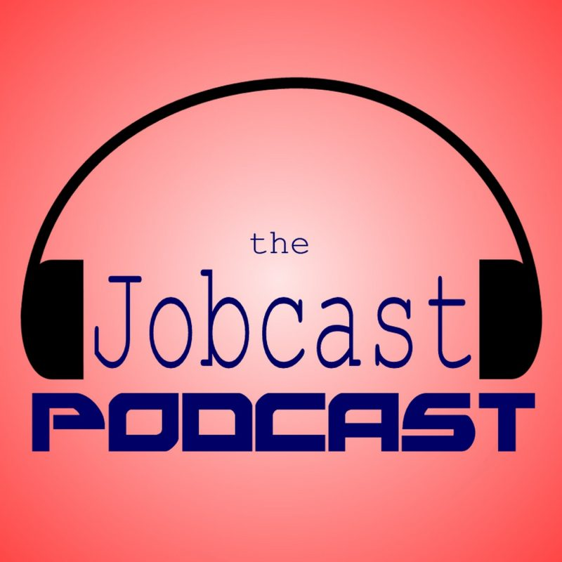 The Jobcast Podcast Album Art
