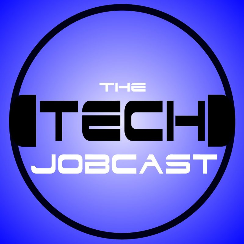 The Tech Jobcast Album Art