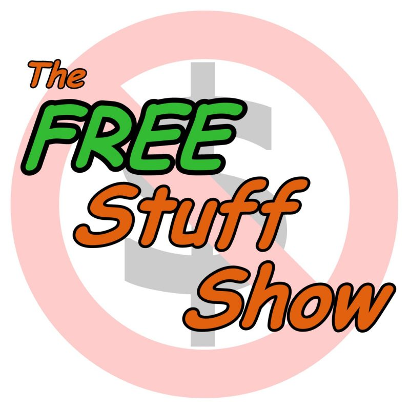The Free Stuff Show Podcast Album Art
