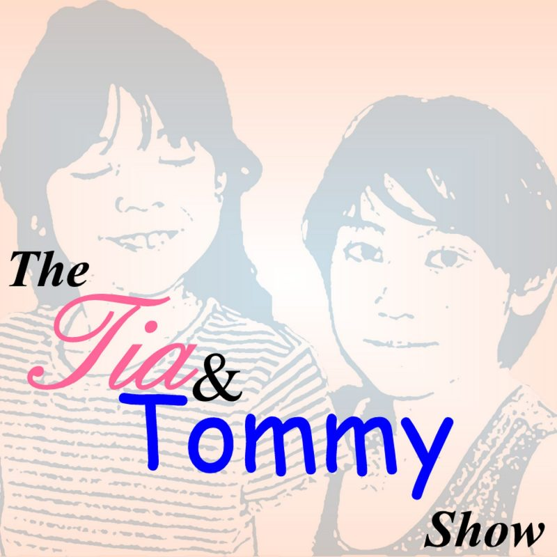 The Tia and Tommy Show Podcast Album Art
